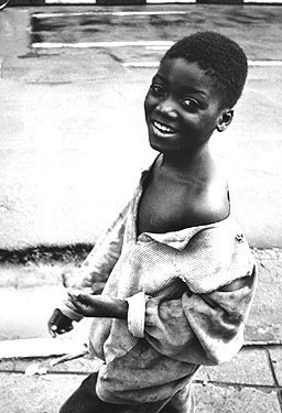 Malawi - Street kid in Blantyre by Michael Harder Photography